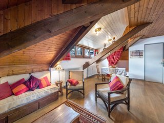 Location studio 33 m2 MEGEVE CENTRE