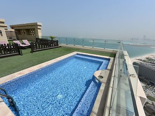 Jbr Penthouse Floor 33 Up 20 Guest- Private Pool