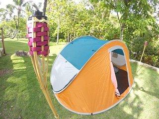 Salto Taino - Tent 1