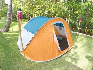 Salto Taino - Tent 3