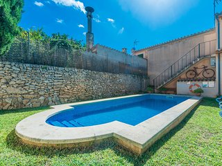CAN BAGOT - Villa for 10 people in Llubi