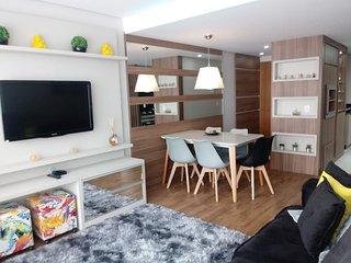 Apartamento Moderno - 04 pessoas