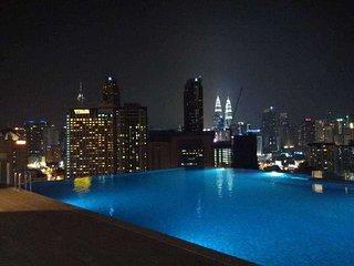 KL City New D'Majestic 1BR NOLIMIT WIFI 1704吉隆坡一房公寓
