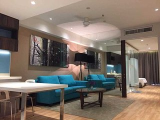 KL City New D'Majestic 1BR NOLIMIT WIFI 1703吉隆坡一房公寓