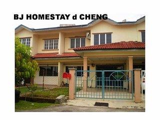 BJ Homestay Cheng Melaka