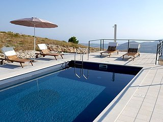 Luxury Villa Branko with private pool near Dubrovnik