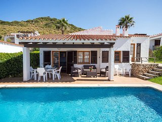 3 bedroom Villa in Naya Fornells, Balearic Islands, Spain : ref 5441104
