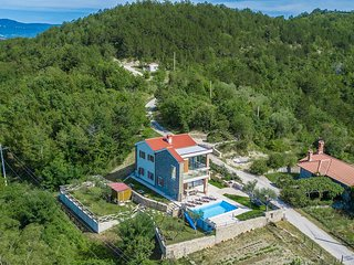 3 bedroom Villa in Draguć, Istria, Croatia : ref 5630155