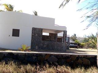 Chambres d'hotes pieds dans l'eau - Ile Rodrigues
