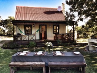Knysna Forest Cottage (FireFly)