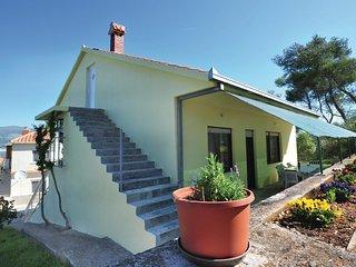 4 bedroom Villa in Arbanija, Splitsko-Dalmatinska Županija, Croatia : ref 556338