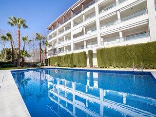2 bedroom Apartment in S'Agaró, Catalonia, Spain : ref 5571716