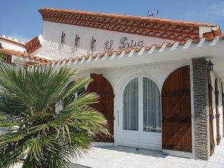 3 bedroom Villa in Le Barcares, Occitania, France : ref 5677860