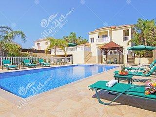 Cyprus Holiday Villa CLEOPATRA Profile