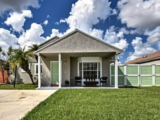 NEW! Chic Miami Home w/2 Patios - 45 Mins to Keys!