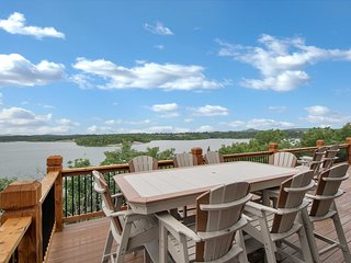 NEW! Home w/Decks & Pool Access on Table Rock Lake