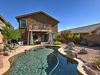 NEW! Bright Phoenix Luxury Home w/ Grill & Patio!