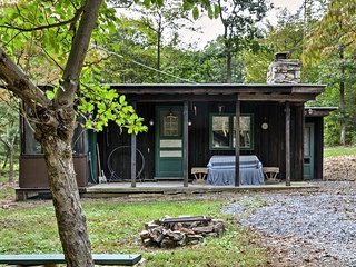NEW! Bedford Cabin - Perfect for Hunting & Fishing