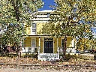 Restored Victorian Home with Backyard Zipline!