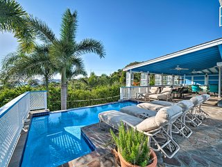 Airy Nevis Oasis w/ Private Pool & Stunning Views!