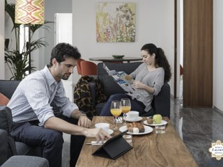 Sevilla Luxury Rentals - Horno Santa Cruz 3C