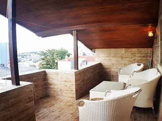 Exotic Roof Floor,Private Big Terrace,Taksim