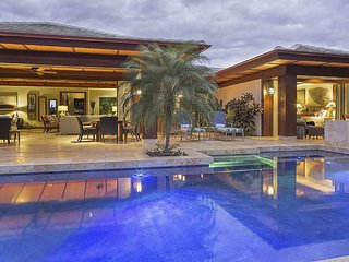 Mauna Lani - Premier 4BR Champion Ridge Home - Private 1/2 Acre, Pool, Spa, View