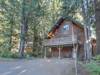NEW LISTING! Family-friendly cabin w/Ping-Pong/pool table, walk to slopes