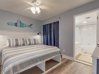 NEW LISTING! Gorgeous, newly-updated home with shared pool - beach nearby!