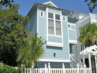 NEW LISTING! Beach cottage w/preservation area views, shared pool, walk to beach