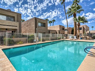 Southwestern Getaway in Mesa w/Patio & Pool Access