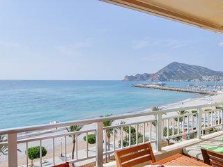 Apartamento en primera línea de playa! Ref.257522