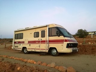 RV for rent at the heart of Valle de Guadalupe