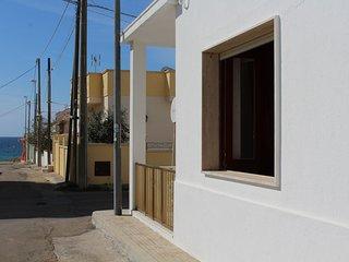 Appartamento Giovanna 4/6 p.l. 50m spiaggia di sabbia zona Gallipoli