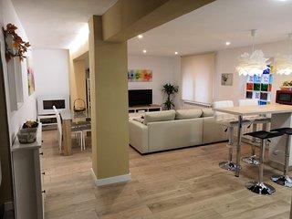 En el corazón de León, moderno apartamento