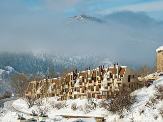 Mountain-Chic 1BR/2BA w/ Incredible Views - Walk to Steamboat Ski Resort
