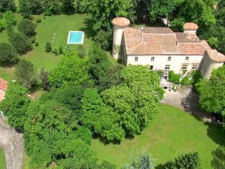 14 bedroom Chateau in Plaigne, Occitania, France : ref 5678528