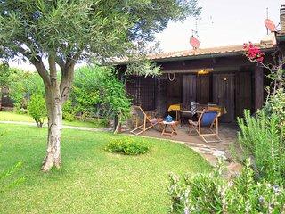 2 bedroom Villa in La Pelosa, Sardinia, Italy : ref 5480849