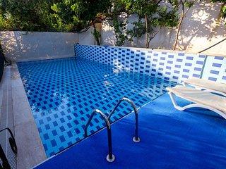 Turkuaz Villa Beldibi with Sea View Daily Weekly Rentals