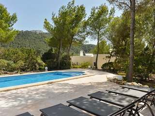4 bedroom Villa in Es Cubells, Balearic Islands, Spain : ref 5678607