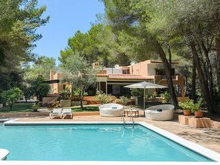 4 bedroom Villa in Es Canar, Balearic Islands, Spain : ref 5678610