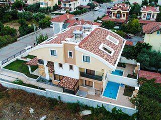 Mandalin Private Villas Icmeler Daily Weekly Rentals