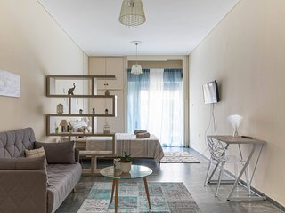 Zen apartment in the heart of Volos city!