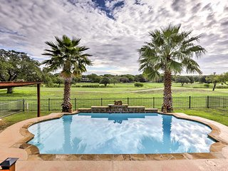 NEW! Schertz Family Home w/Pool & Golf Course View