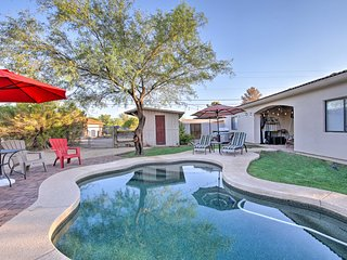 NEW! Scottsdale Home w/Private Pool & Backyard!