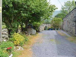 safe parking outside cottages