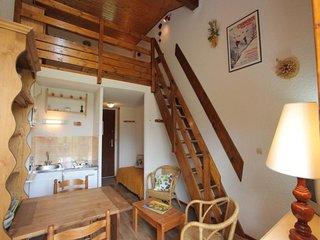 3 pers. 25 m² 2ème étage Sud