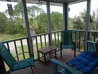 NEW LISTING! Dog-friendly home - steps from the beach w/ a screened in porch