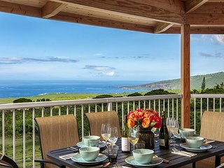 OCEAN VIEWS on a Coffee Plantation - 3bd/2ba at Hawaii's Bay View Farms