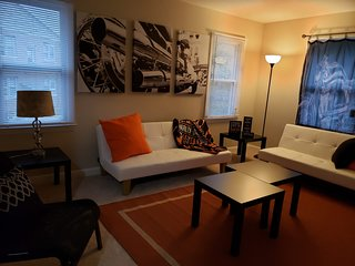 Beautiful Apartment 6 min From Miller Park And Milwaukee Favorite Attractions